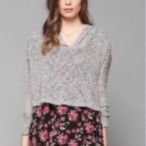 Staring At Stars Urban Outfitters Crop Sweater